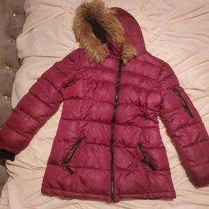 Justice Puffer coat